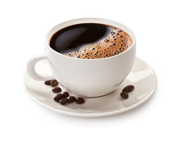 cafe expreso en cafeteria