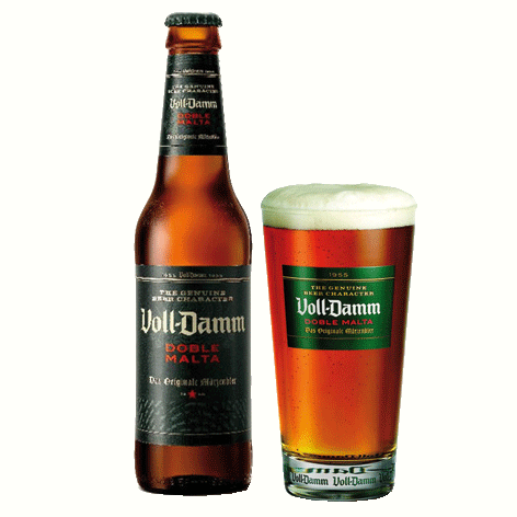 Cerveza Voll Damm
